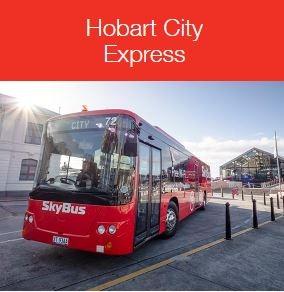 Sky Bus Hobart