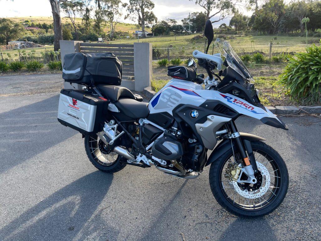 BMW R1250GS RallyE TMTR